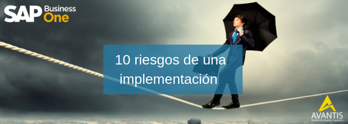 sap-business-one-riesgos-implementacion