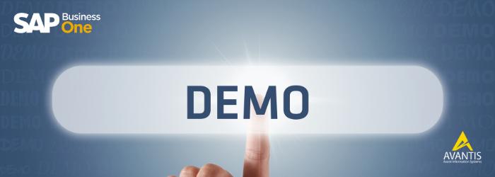 demo-sap-business-one