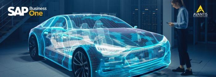 Transforma tu empresa automotriz con SAP Business One