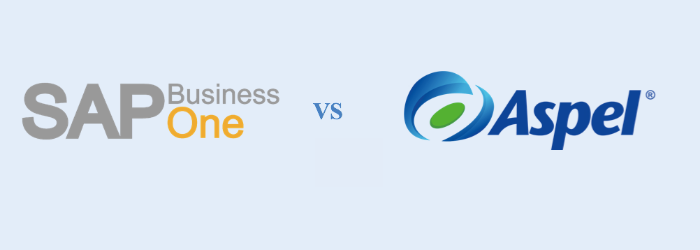 SAP Business One vs Aspel - Avantis