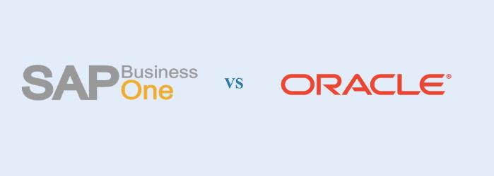 SAP Business One vs Oracle - Avantis