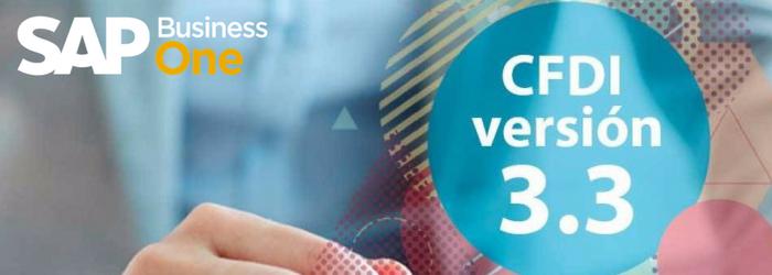 SAP facturación electrónica 3.3
