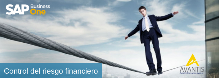 Maneja el dinero y los riesgos financieros con SAP Business One