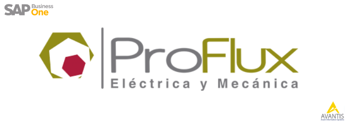 ProFlux: un caso de éxito de SAP Business One con Avantis - Avantis