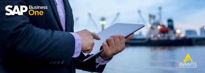 ¿Cómo es el proceso de Importación con SAP Business One?