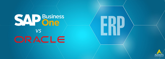 SAP Business One ERP vs Oracle ERP ¿Cuál elegir?