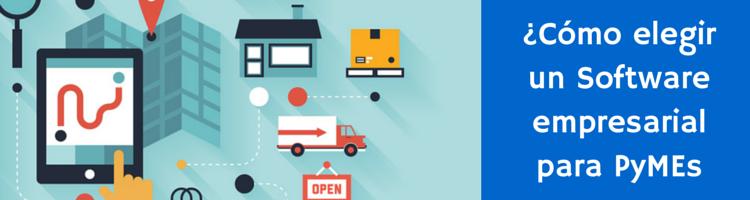 ¿Cómo elegir un software empresarial para PyMEs? - Avantis