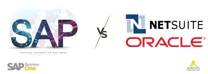 SAP Business One vs Netsuite de Oracle