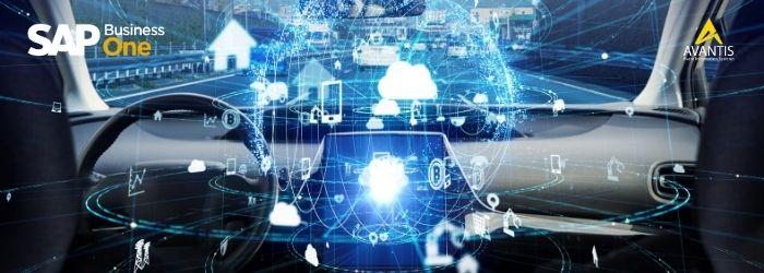 10 beneficios de SAP Business One para la industria automotriz